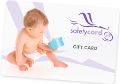 Safetycord gift card